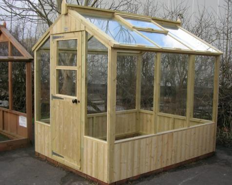 REDWOOD PROFESSIONAL GREENHOUSE